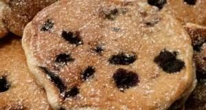 Vickys Secret Ingredient Chocolate Chip Pancakes GF DF EF SF NF