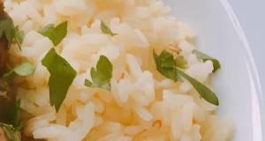 Simple Saffron Rice