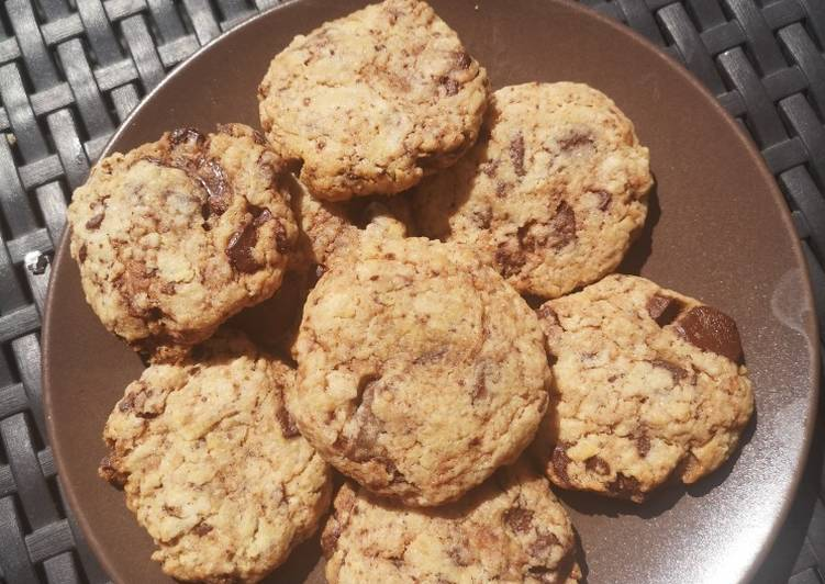 Recette de cookies 🍪🍪