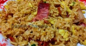 Nasi Goreng Bacon Oriental Style
