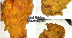 Fried Chicken recook resep Wilgoz 😉😉😉