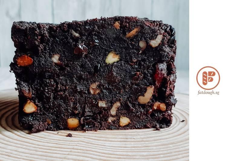 Xmas Chocolate Fruit Cake Pt. 2