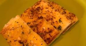 Garlic bread pizza hut
