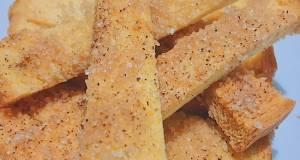 Cinnamon Crispy Bread