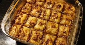 Baklava Choco Almond khas Turki