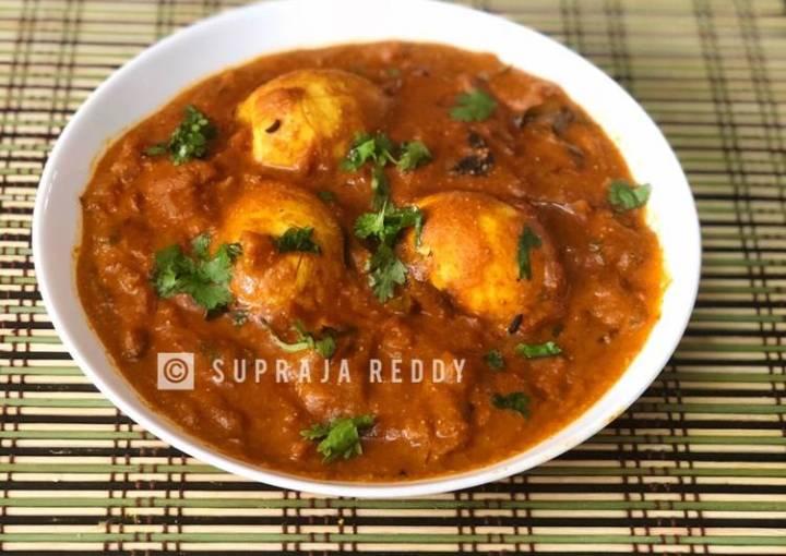 Ceylon Egg Curry