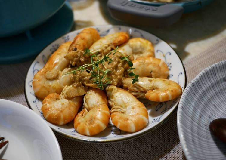 大禹小菜 發表的 乾式檸檬蝦 食譜 - Cookpad