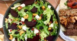 Beets And Gorgonzola Salad