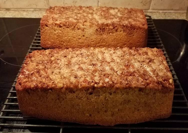 Cake - Pecan Sour Creme