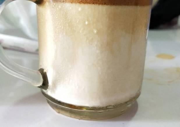 Coffe dalgona