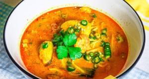 Seafood Curry Laksa