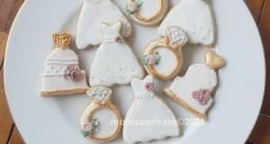 Kukis Hias : WEDDING