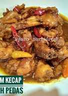 Bumbu Ayam Kecap Kuah : bumbu, kecap, Resep, Kecap, Pedas, Sederhana, Rumahan, Cookpad