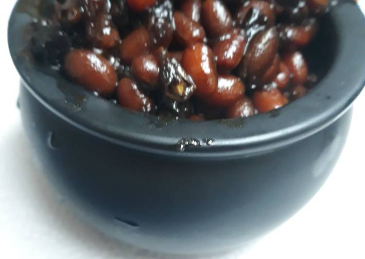 Boston Baked Beans Batch 2