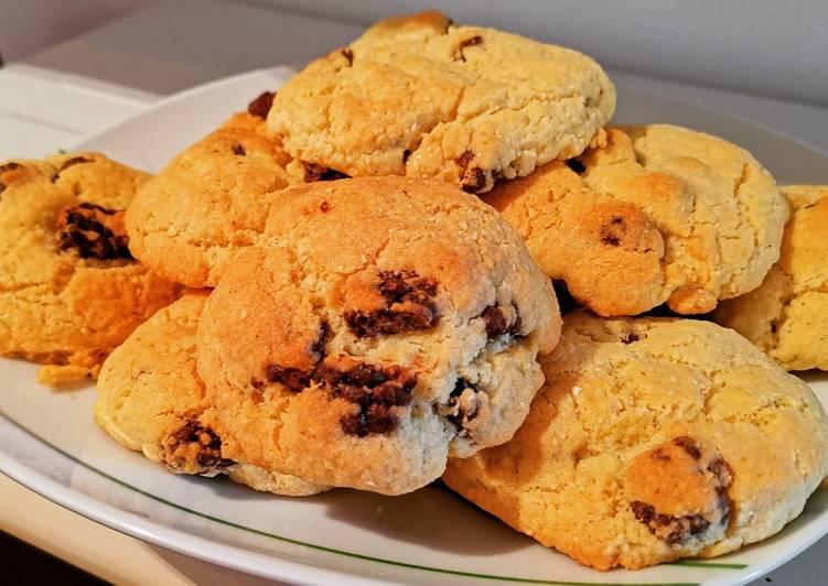 Cookies moelleux aux céréales Crunch croquantes