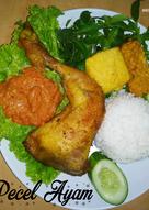 Ayam Lalapan Png : lalapan, Resep, Lalapan, Pinggir, Jalan, Sederhana, Rumahan, Cookpad