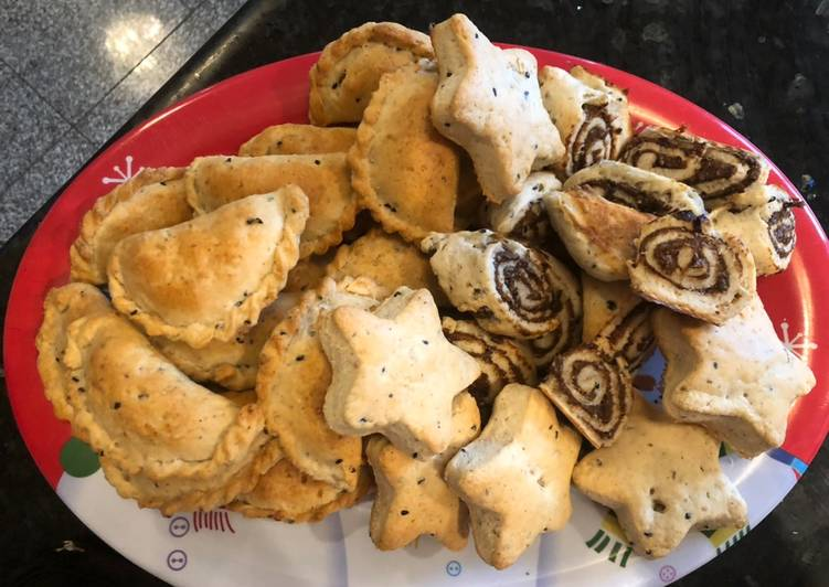 Kulicha Iraqi cookies