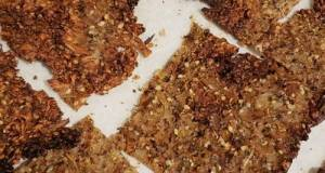 Low Carb Crackers (Keto)