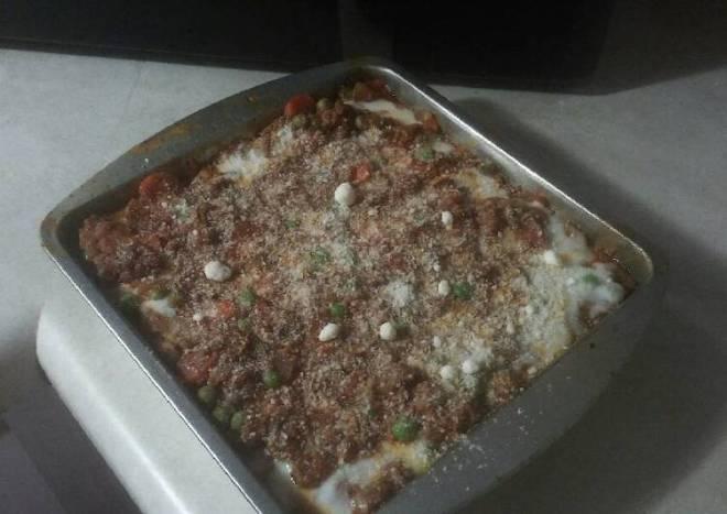 4 Hour Lasagna