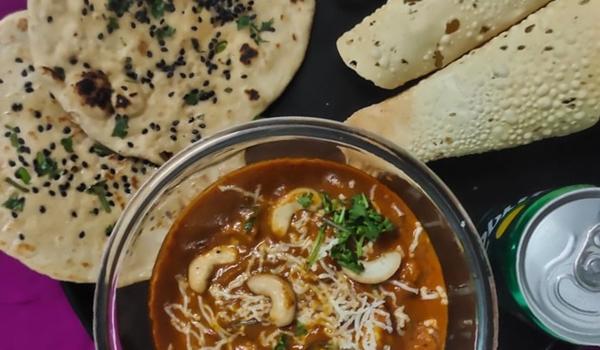 Punjabi meal