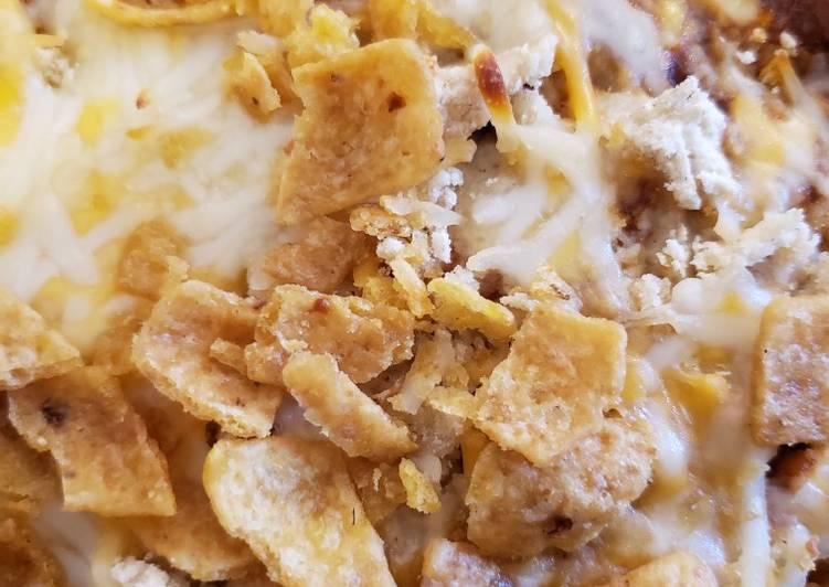 Taco Frito Casserole