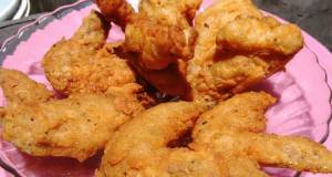 Ayam goreng 3 bahanno capekno ribet