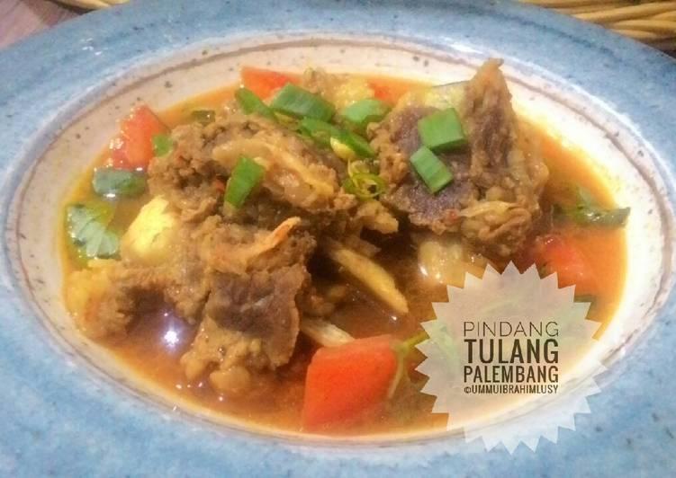 Pindang Tulang Palembang ala Chef Rudy Choirudin