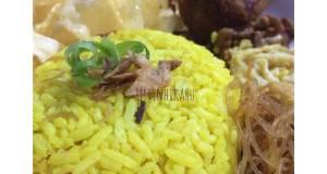 Nasi Kuning Mudah dengan Rice Cooker untuk Pemula