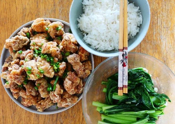 Chinese fried chicken