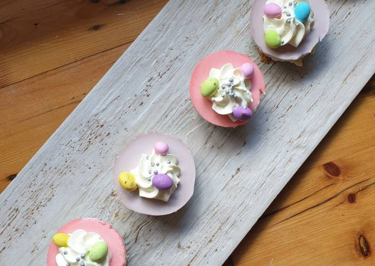 Easter No-bake Cheesecake