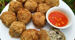 Resep Bujan Keladi/talas khas Bangka