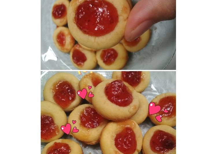 Cemilan Mudah : Cookies Teflon