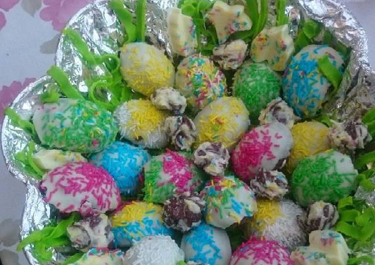Easter Surprise Basket