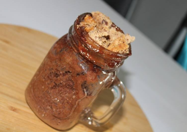 Mugcake Nutella Cookies
