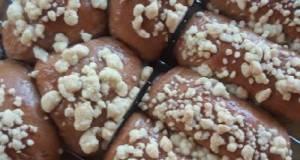 Chigiri chocolate (roti sobek & donat)