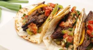 Beef Steak Fajita