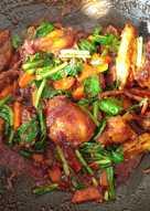 Resep Ayam Sayur : resep, sayur, 25.441, Resep, Sayuran, Kecap, Sederhana, Rumahan, Cookpad