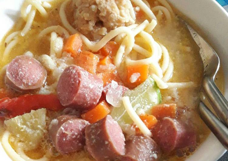 , Easiest Way to Make Perfect Mee chinese style
