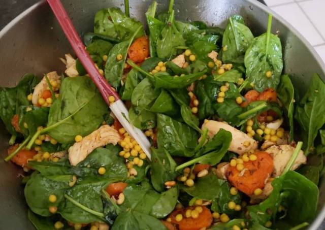 Mom's Special Salad