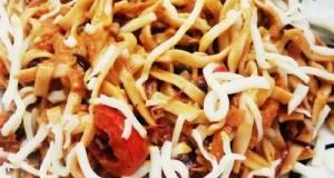 Asian Veggie Noodles