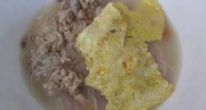蛋香面线 Egg Fragrance Flour Vermicelli
