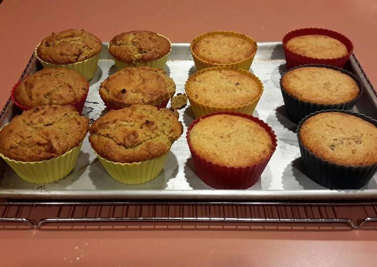 Gerry's Date & Orange Muffins