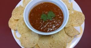 Lee's Homemade Roasted Tomato Salsa