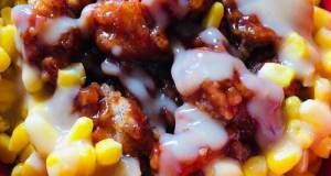 BBQ 🍗 Chicken 🐔 Bowl