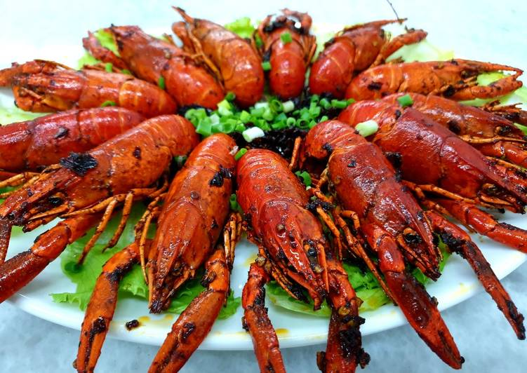 , Easiest Way to Make Appetizing Sichuan Mini Lobster