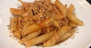 Pasta chicken bolognais