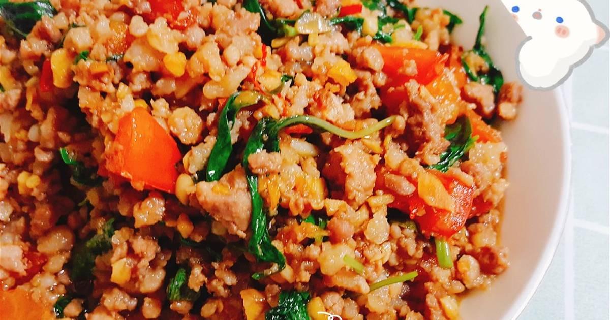 泰式打拋豬 食譜,作法共239個 - 全球最大料理網站 - Cookpad