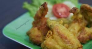 Ayam Ungkep Goreng Kriuk Praktis recook