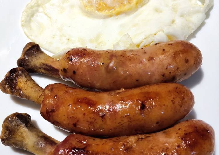 Sausage and Egg