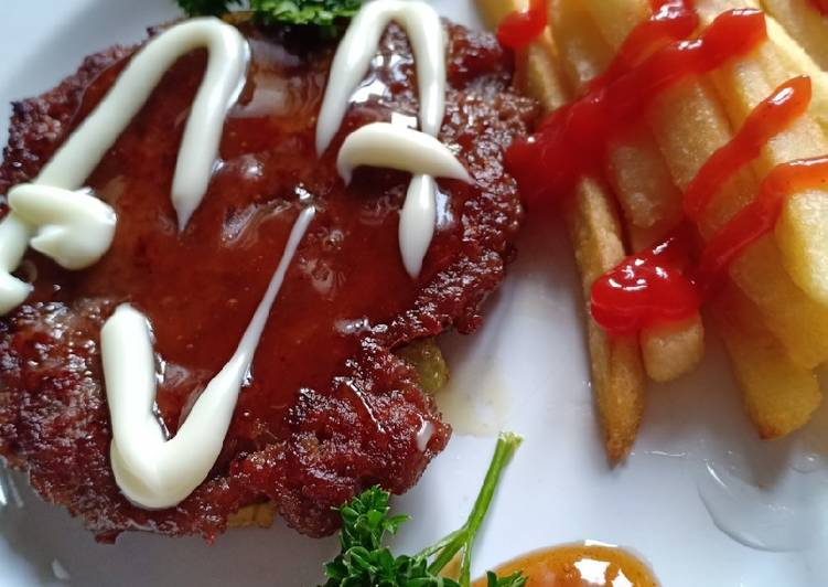 Daging burger by me 🍔